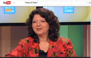 Cielo TV youtube Paola Di Pietro